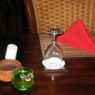 Restoran Seruling Bambu di Kampung Sampireun Resort dan Spa, Garut