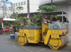 Sakai SW500 Road Roller