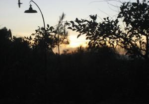 Pemandangan Pagi - Kampung Sampireun