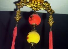 Hiasan gantung Oriental Cina