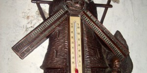 Termometer - Kincir Angin