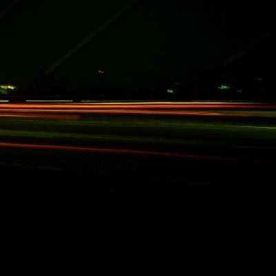 Perjalanan malam 1 foto 1 - dekat tiang flyover Pasupati
