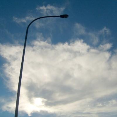 Langit dengan awan berombak 3