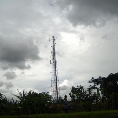 Pemandangan langit Pemkot Cimahi siang hari 3