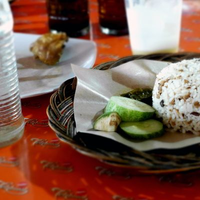 Kuliner nasi tutug oncom