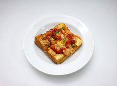 Foto roti panggang tiguling (roti pangling)