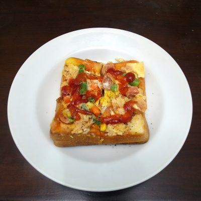 Foto roti pangling