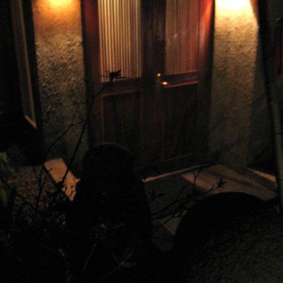 Spa Kampung Sampireun Garut - pintu