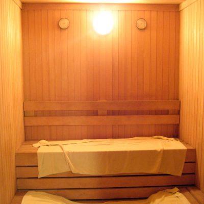 Spa Kampung Sampireun Garut - steam room / ruang uap / sauna